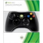 Controle Sem Fio Preto - Xbox 360