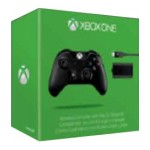 Controle sem Fio + Kit Play & Charge - Xbox One