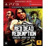 Red Dead Redemption - Edição Jogo do Ano - PS3