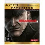 Metal Gear Solid 4 - Guns of The Patriots - PS3