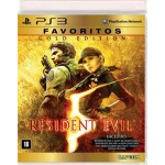 Resident Evil 5 Gold Edition - PS3