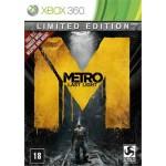 Metro Last Light - Edição Limitada - Xbox 360