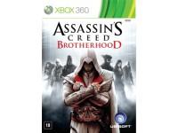 Assassins Creed Brotherhood (Manual em Português) - Xbox 360