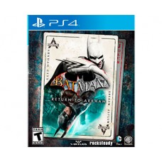 Batman: Return to Arkham - PS4