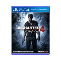 Uncharted 4 - A Thief's End - PS4