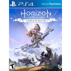 Horizon Zero Dawn Complete Edition - PS4 - Mídia Digital