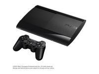 PlayStation 3 Slim 250GB Com 1 Controle Dual Shock 3 Preto Sem Fio - Produto Oficial Nacional Sony