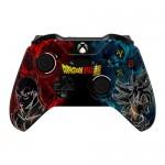 Xbox One Controle Casual - Dragon Ball Super Jiren vs Goku
