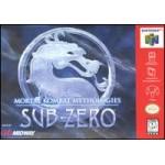 Mortal Kombat Mythologies Sub-Zero - N64