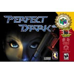 Perfect Dark - N64