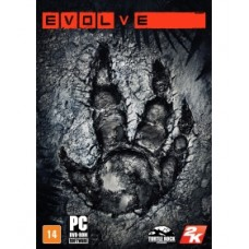 Evolve - PC - Mídia Digital