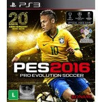 Pro Evolution Soccer 2016 - PS3