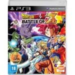 Dragon Ball Z: Battle Of Z - PS3