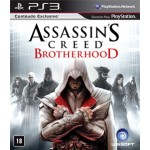 Assassins Creed Brotherhood (Manual em Português) - PS3