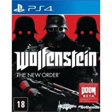 Wolfenstein - The New Order - PS4