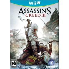 Assassins Creed 3 - Brazil - Wii U