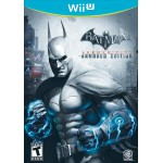 Batman Arkham City: Armored Edition - Wii U