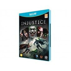 Injustice: Gods Among Us - Wii U