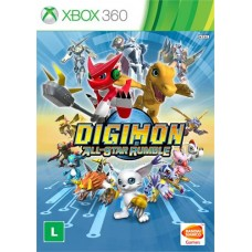 Digimon All-Star Rumble - Xbox 360