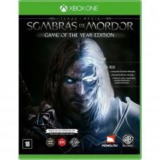 Terra-Média: Sombras de Mordor - GOTY - Xbox One