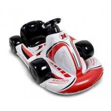 Kart Inflável Com Volante Wii CTA