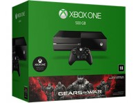 Xbox One 500 GB + Gears of War Ultimate Edition